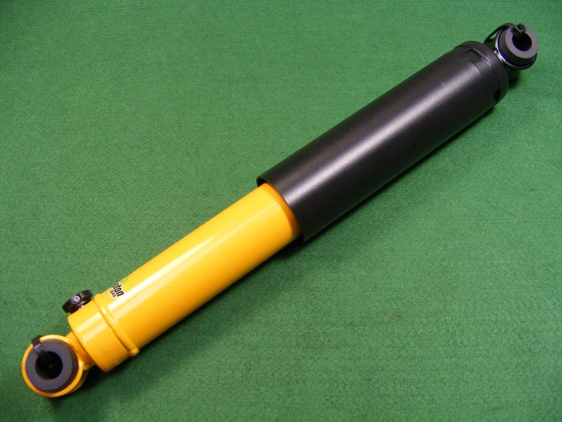 Shock Absorber Replacement : S shock absorber rear replacement