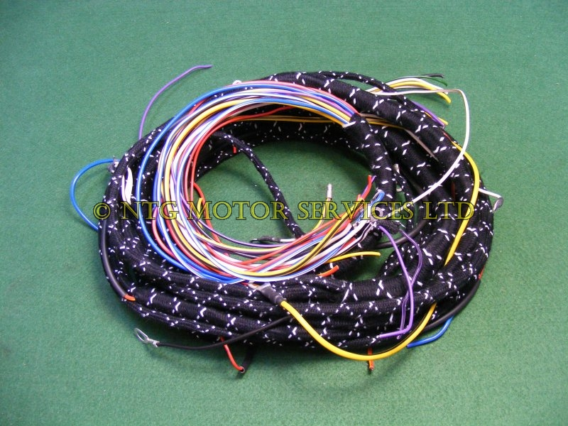 Tc Wiring Harness - Wiring Diagrams on