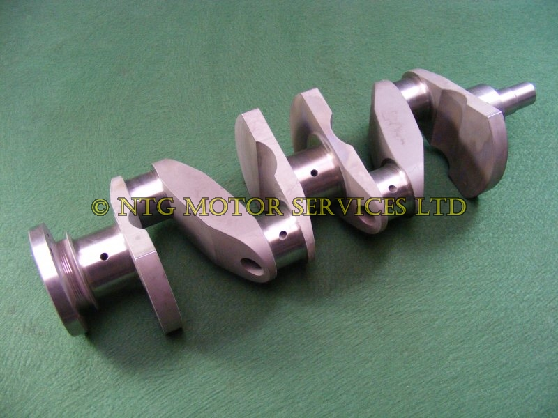 Crankshaft-New Re-manufactured