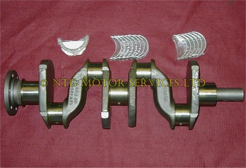 Crankshaft + Bearings (Reconditioned)