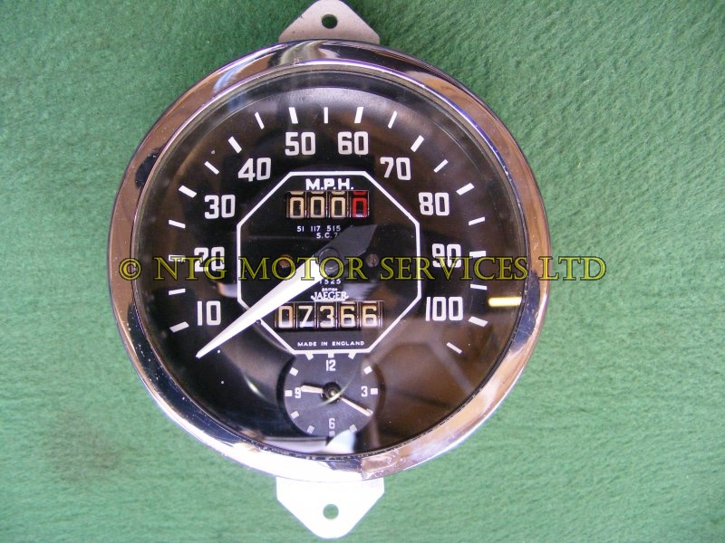 W104X Speedometer + Clock * Repair Service *